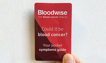 Order your free blood cancer symptoms guide